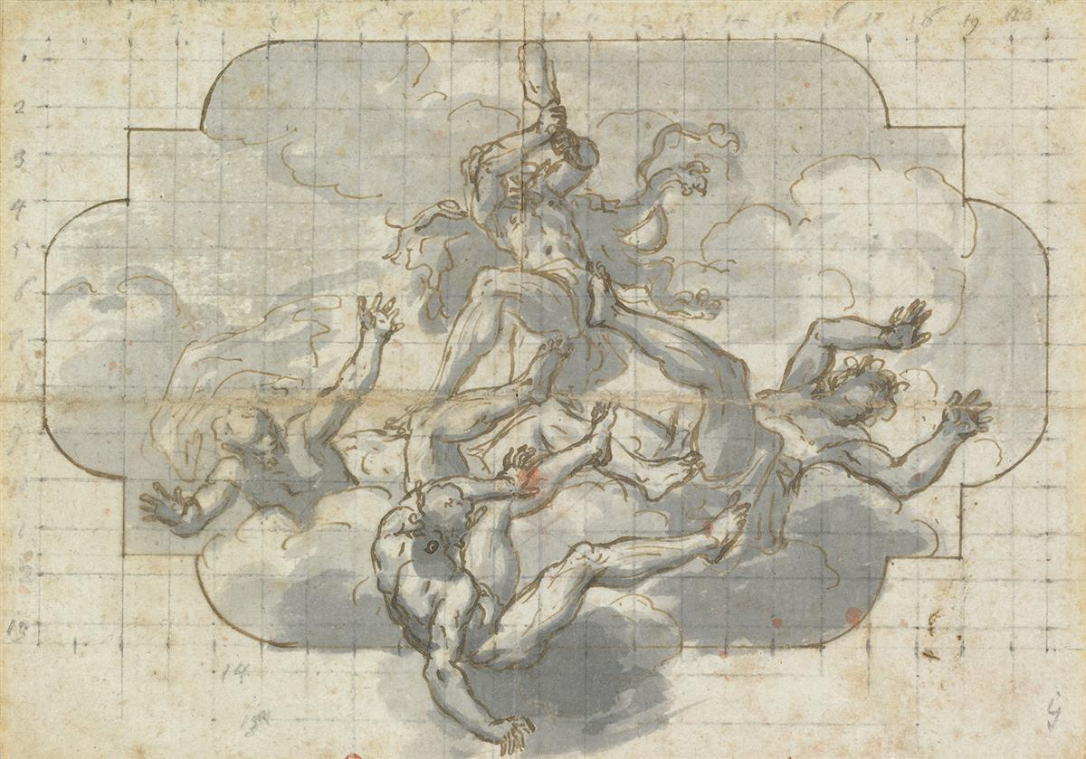 NORTH-ITALIAN-SCHOOL-LATE-17TH-EARLY-18TH-CENTURY-Study-for-