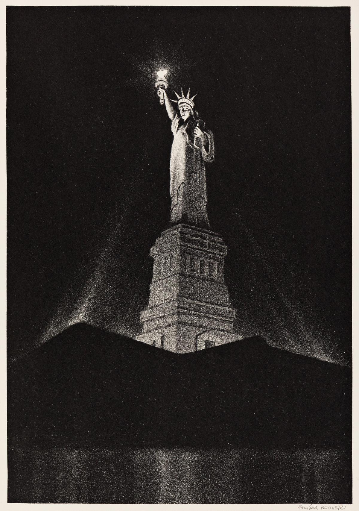 ELLISON HOOVER Liberty.