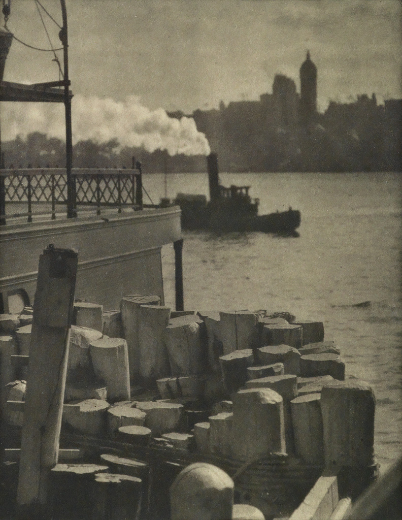 ALFRED-STIEGLITZ-(1864-1946)-In-the-New-York-Central-Yards--