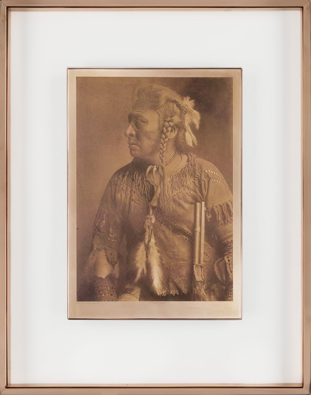 EDWARD-S-CURTIS-(1868-1952)-Horse-Capture-Atsina