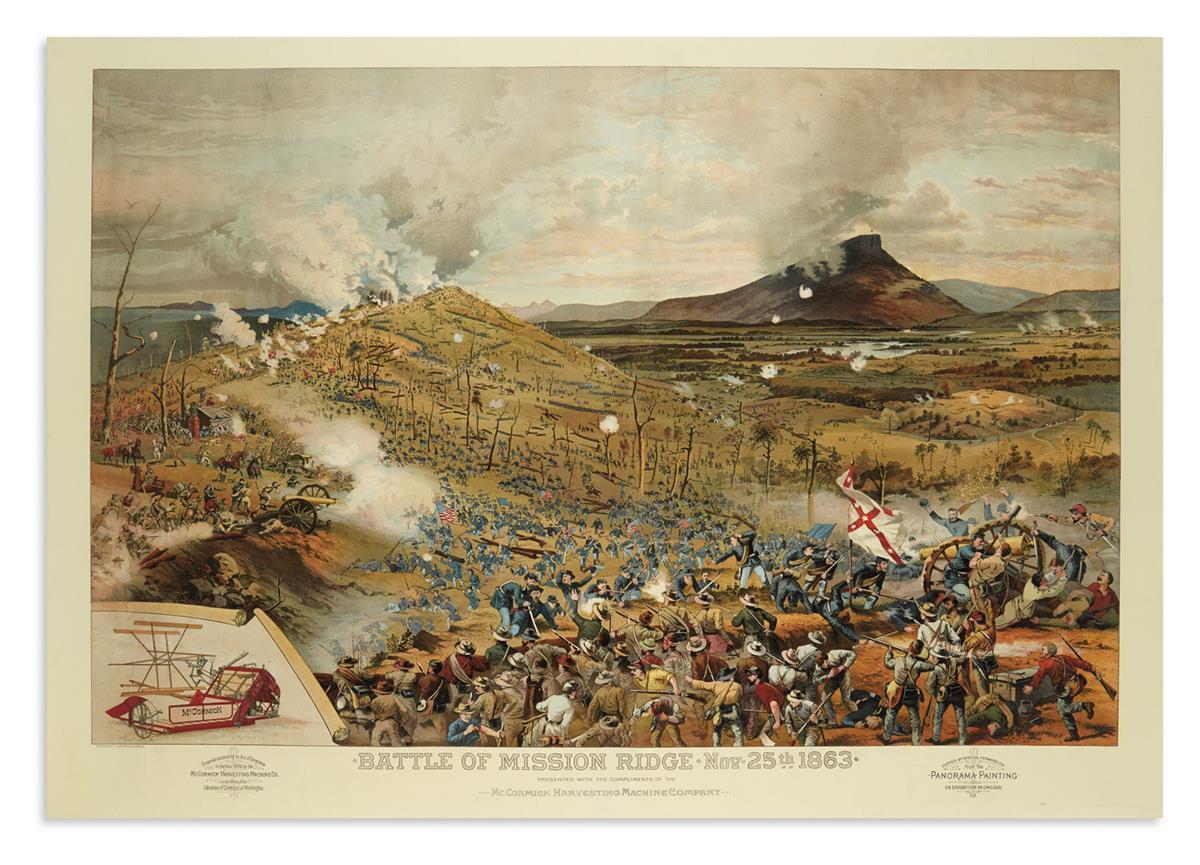 (CIVIL-WAR)-McCormick-Harvesting-Machine-Company-Battle-of-M