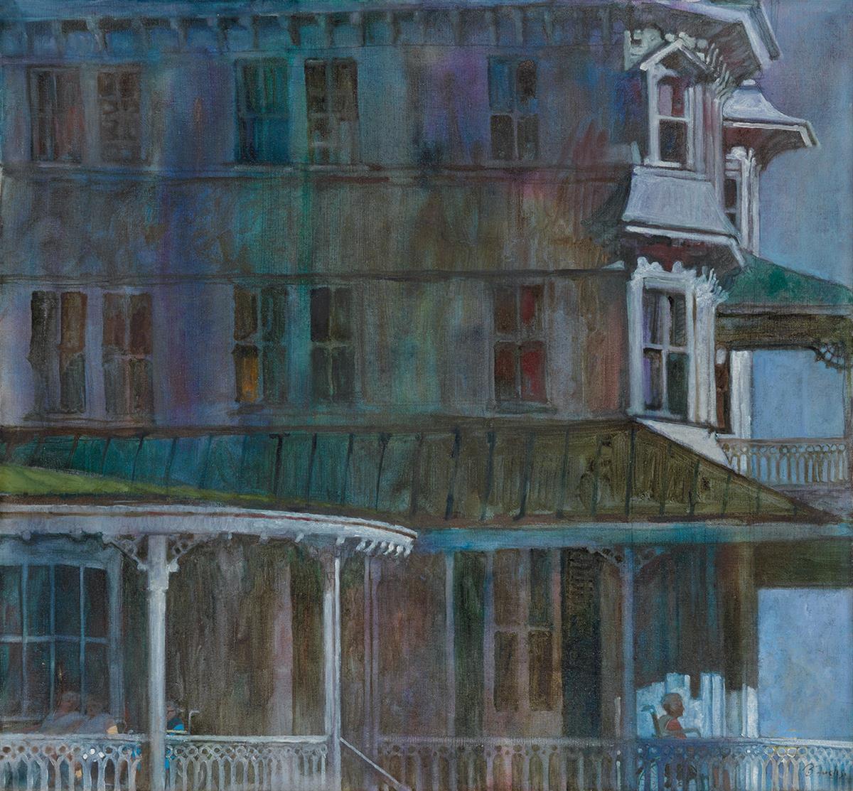BERNARD FUCHS. Victorian Home.