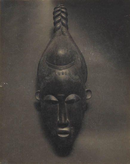 STIEGLITZ-ALFRED-attributed-to(1864-1946)-Guro-mask-Ivory-Coast