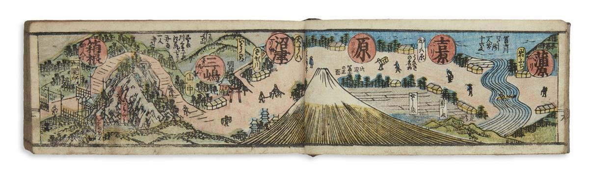 (JAPAN)-Tokaido-Meisho-Zue