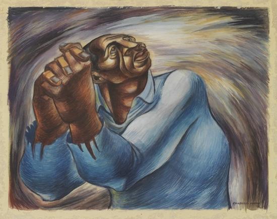 CHARLES WHITE (1918 - 1979) Native Son.