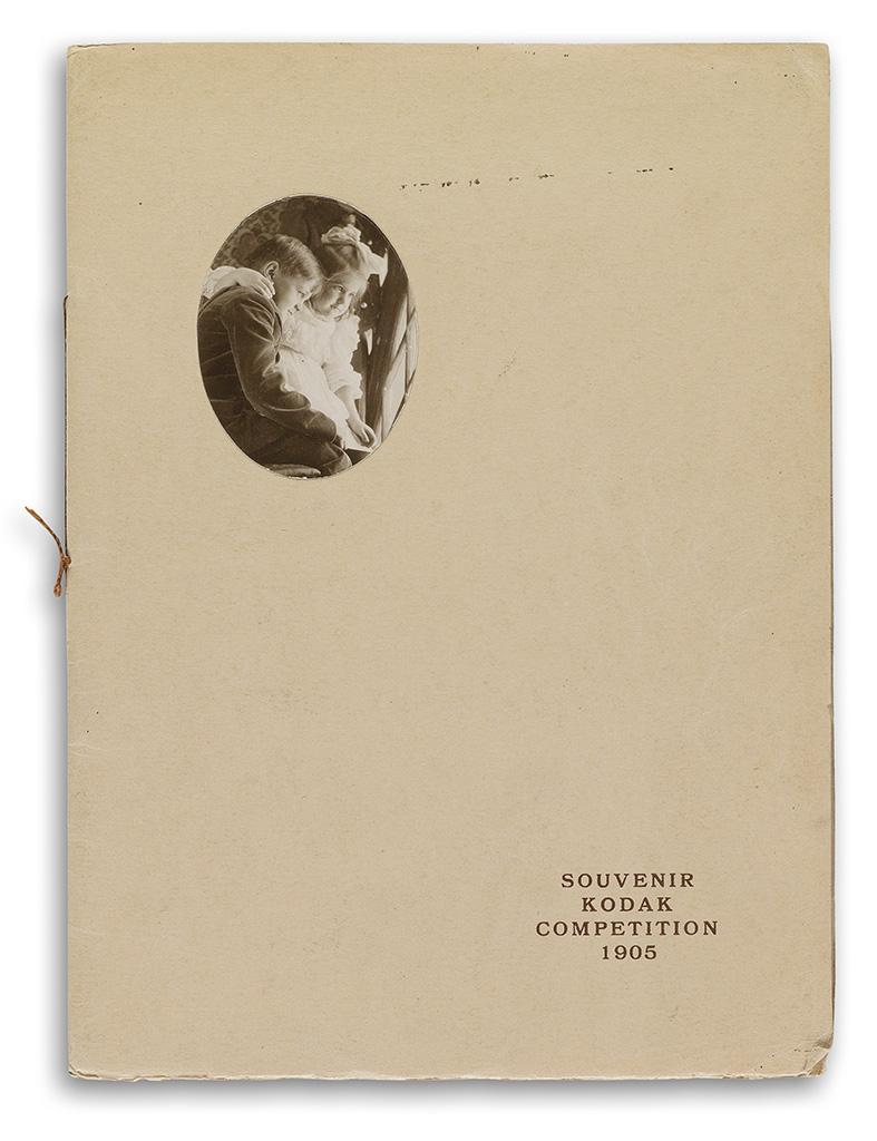 (STIEGLITZ-ALFRED)-Souvenir-Kodak-Competition-1905
