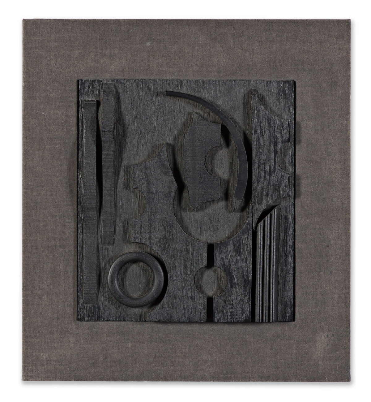 LOUISE NEVELSON Nevelsons World.