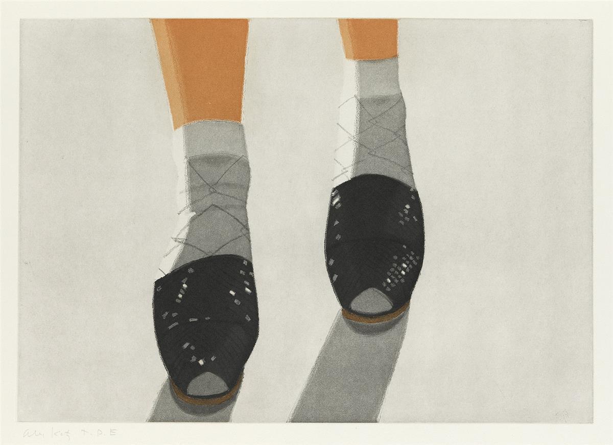 ALEX-KATZ-Black-Shoes
