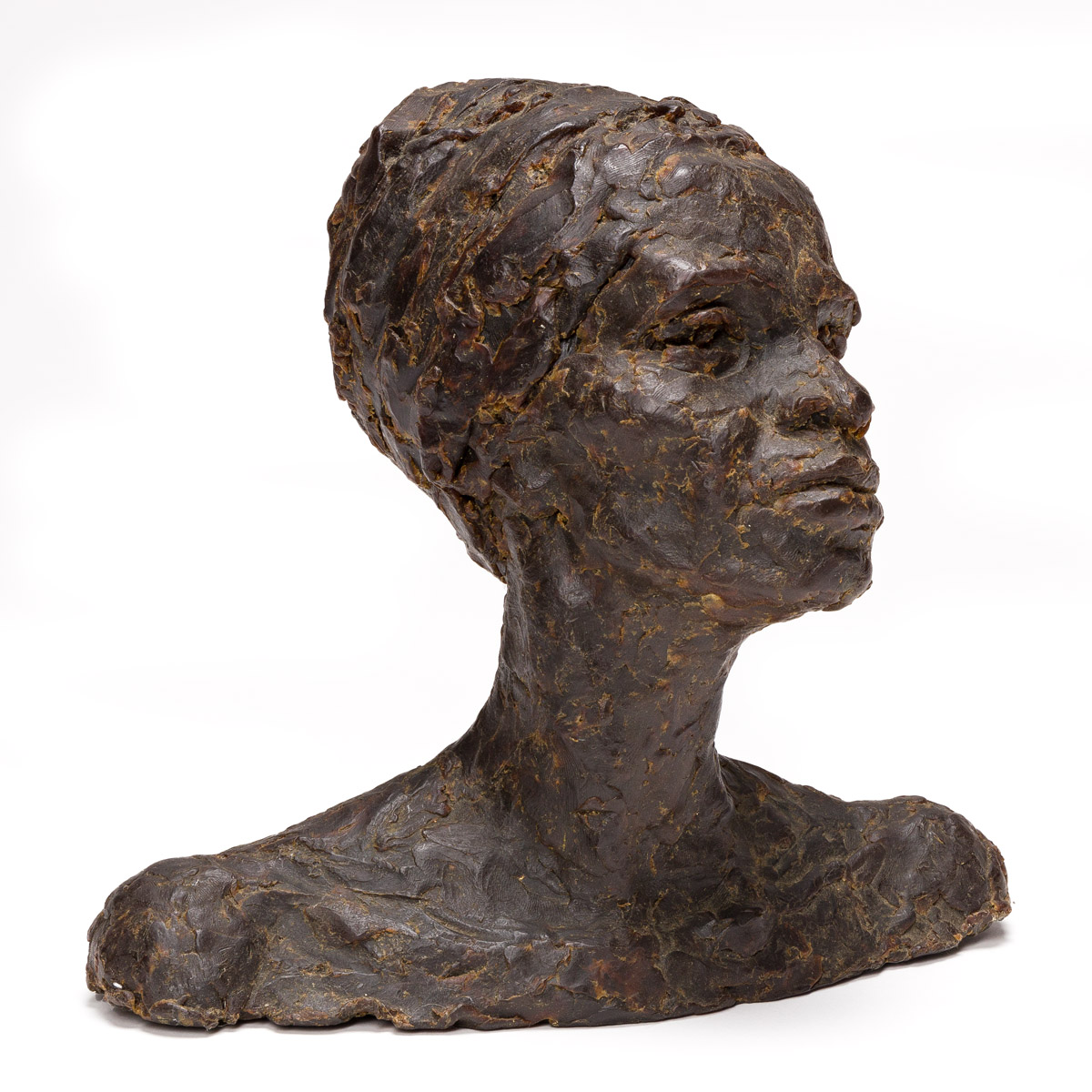 INGE HARDISON (1904 - 2016) Untitled (Study for Sojourner Truth).