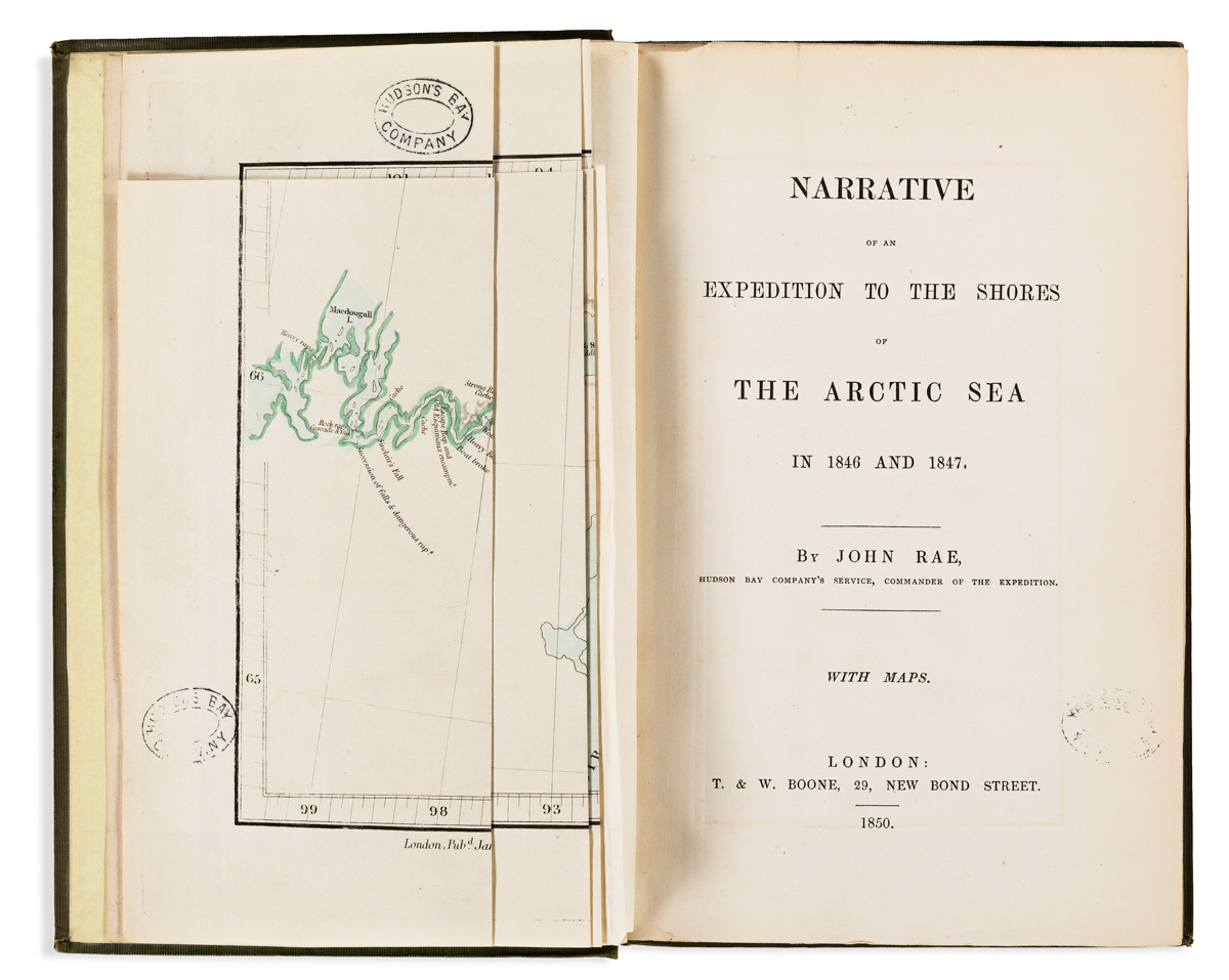 Rae-John-(1813-1893)-Narrative-of-an-Expedition-to-the-Shore