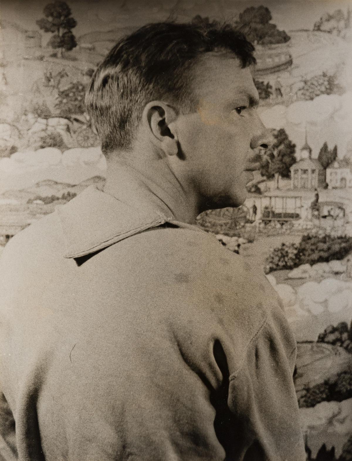 CARL VAN VECHTEN (1880-1964) Jared French.