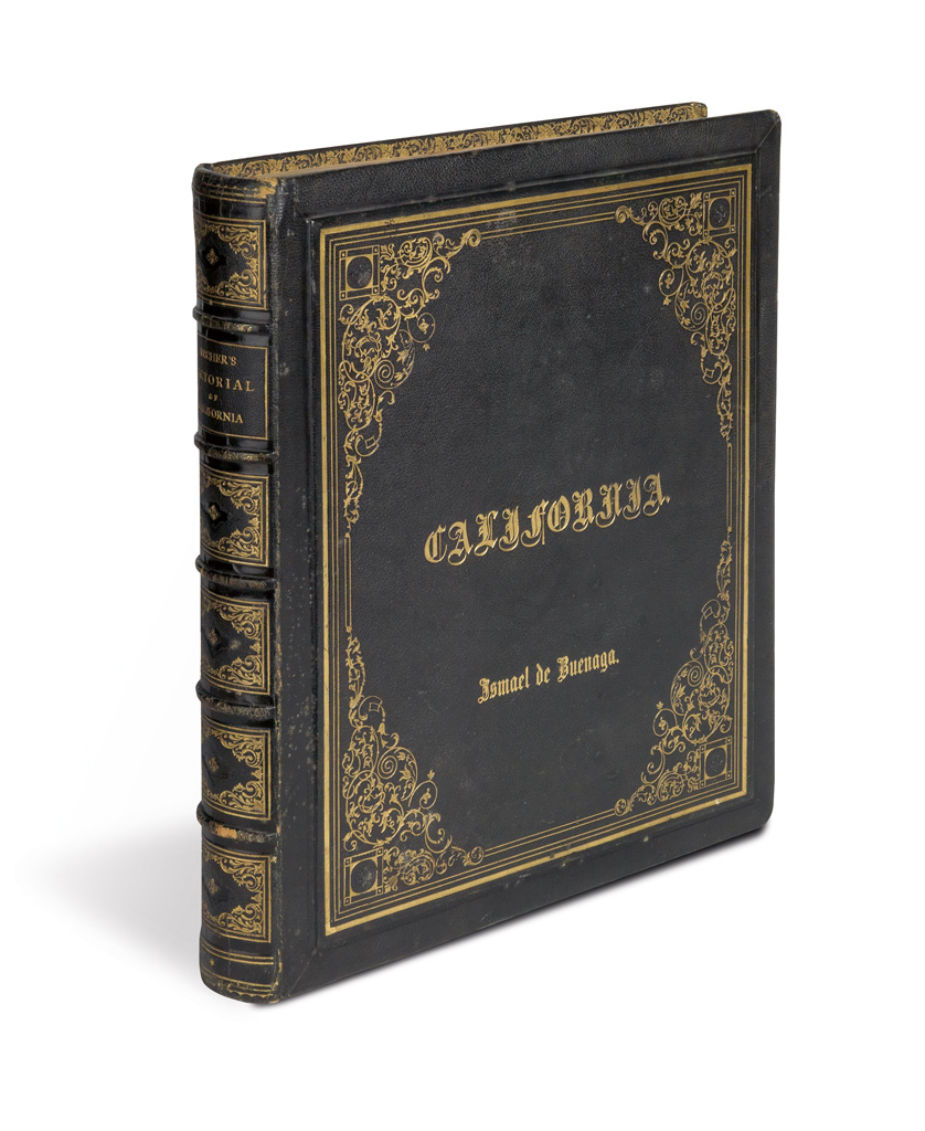 EDWARD VISCHER. Vischers Pictorial of California.