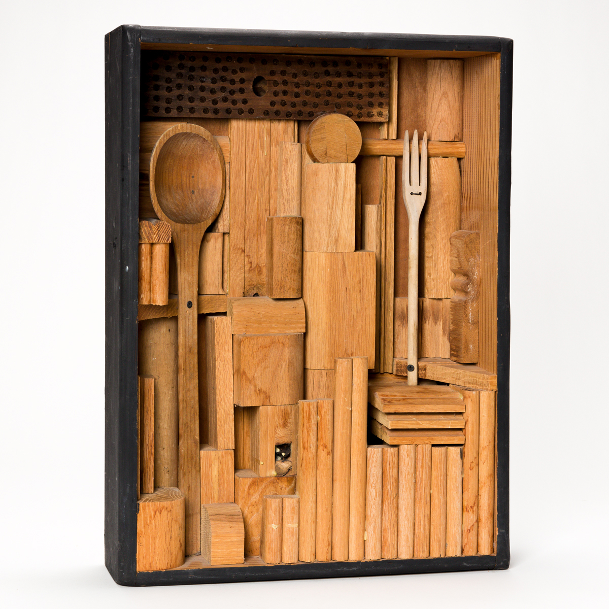 NOAH PURIFOY (1917 - 2004) For Louise Nevelson.