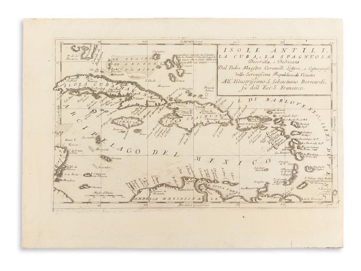 CORONELLI-VINCENZO-MARIA-Isole-Antili-la-Cuba-e-la-Spagnuola