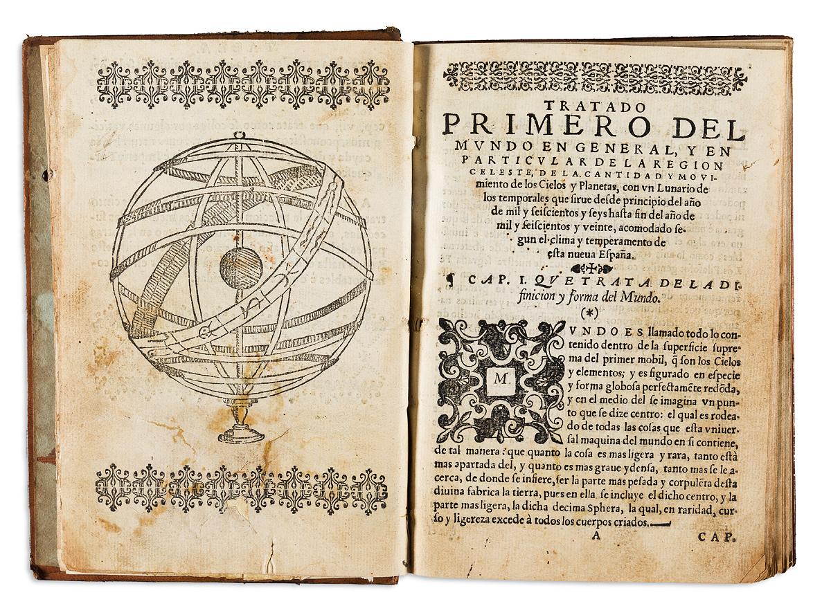 (MEXICAN-IMPRINT--1606)-Enrico-Martínez-Repertorio-de-los-ti