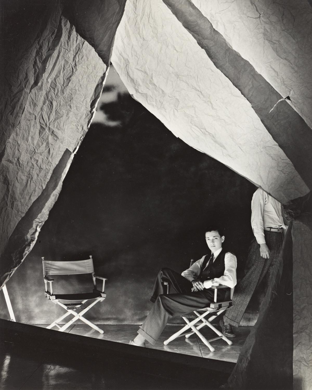GEORGE PLATT LYNES (1907-1955) Alfonso Ossorio.