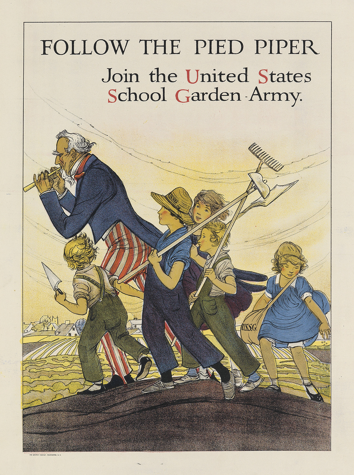 MAGINEL-WRIGHT-BARNEY-(1877-1966)-FOLLOW-THE-PIED-PIPER--JOI