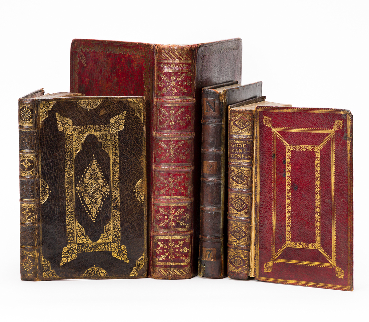 Early English Imprints in Fine Contemporary Bindings.