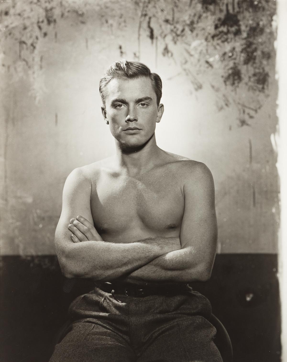 GEORGE PLATT LYNES (1907-1955) Alexander Jensen Yow.
