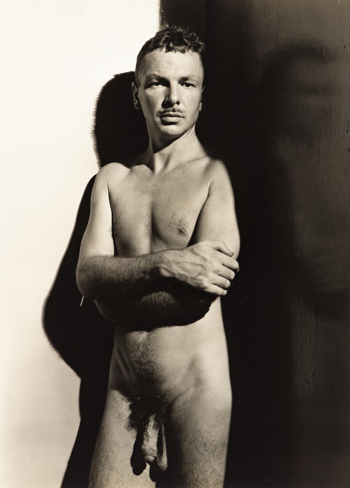 GEORGE PLATT LYNES (1907-1955) Jared French.
