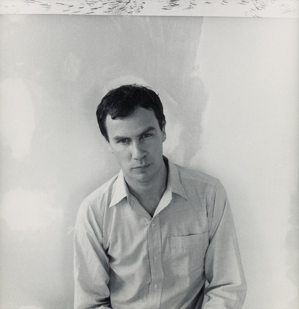PETER-HUJAR-(1934-1987)-Robert-Wilson-Vestry-Street