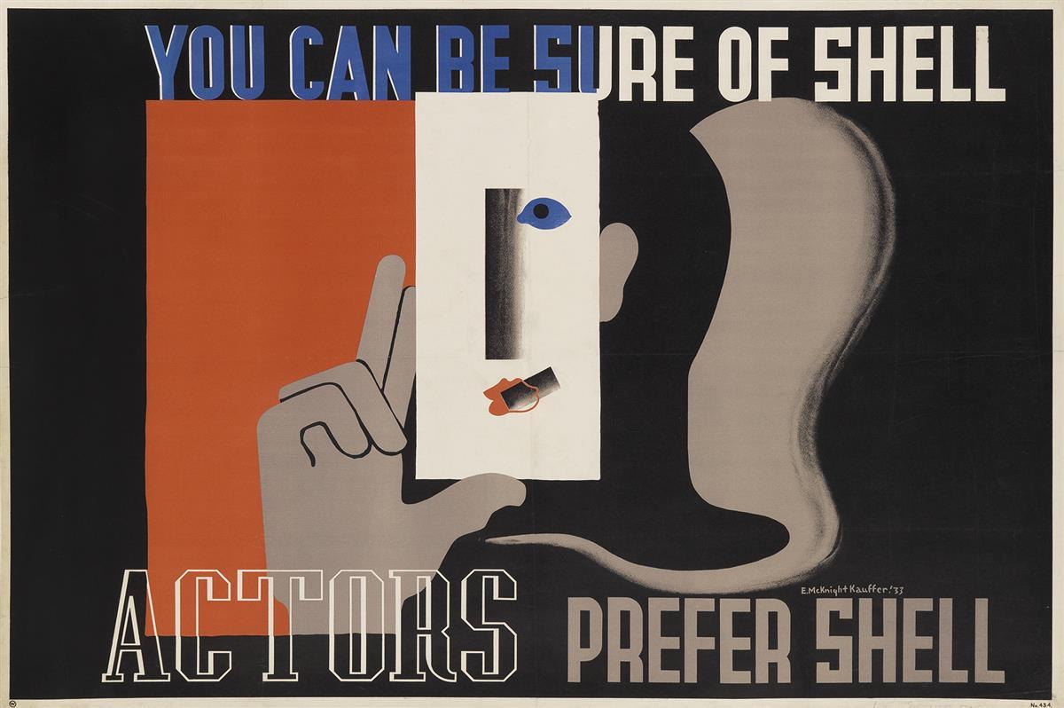EDWARD-MCKNIGHT-KAUFFER-(1890-1954)-YOU-CAN-BE-SURE-OF-SHELL