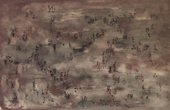 NORMAN-LEWIS-(1909---1979)-Midnight-Carnaval