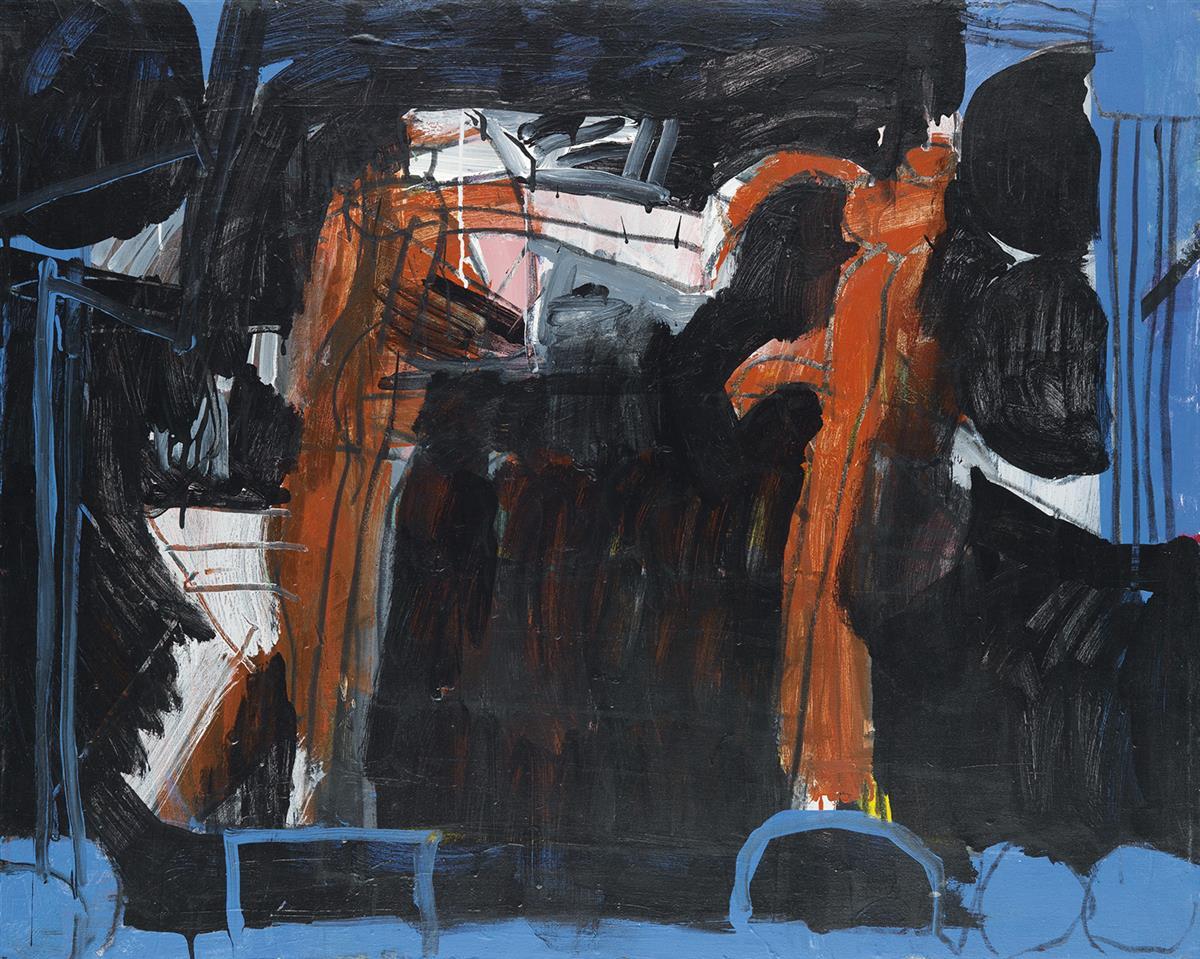 JOSEPH STEFANELLI Untitled.