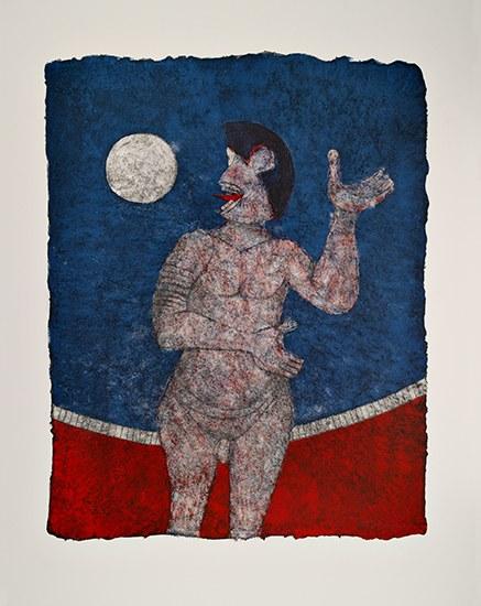 RUFINO TAMAYO Luna Llena.