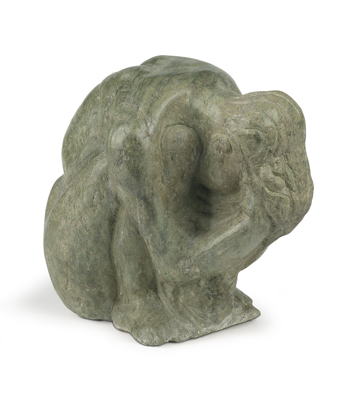 SELMA BURKE (1900 - 1995) Sadness.