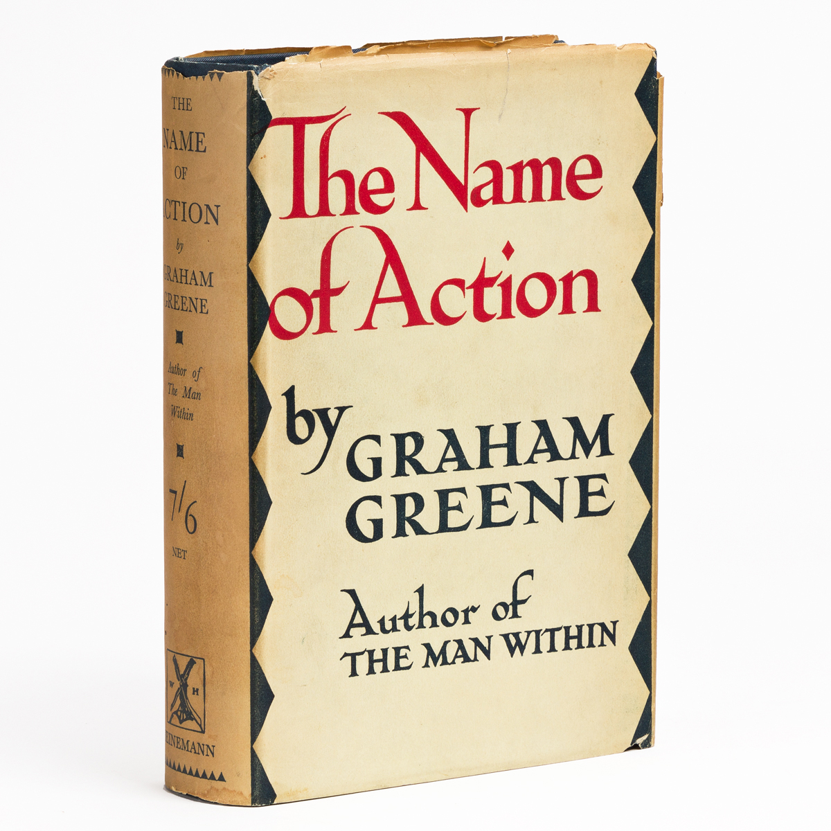 GREENE, GRAHAM. The Name of Action.