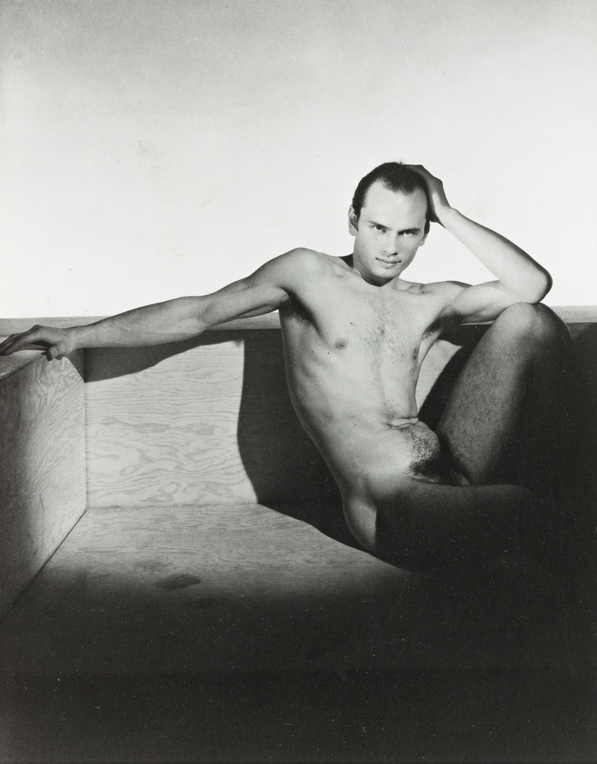 GEORGE PLATT LYNES (1907-1955) Yul Brynner.