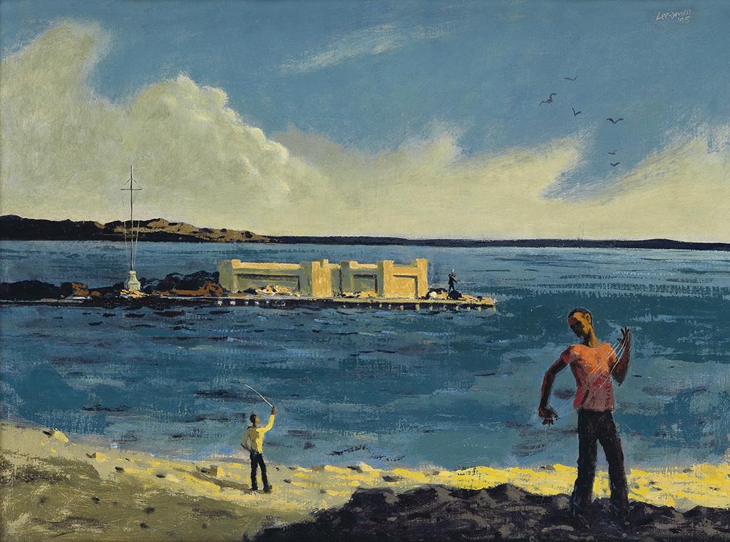 HUGHIE LEE-SMITH (1915 - 1999) Untitled.