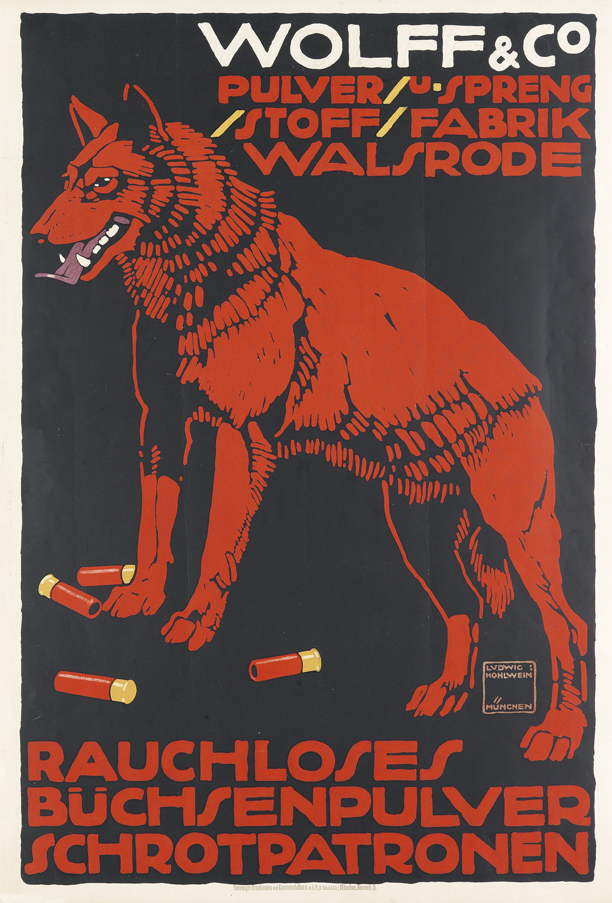 LUDWIG-HOHLWEIN-(1874-1949)-WOLFF--CO-1912-35x24-inches-90x6