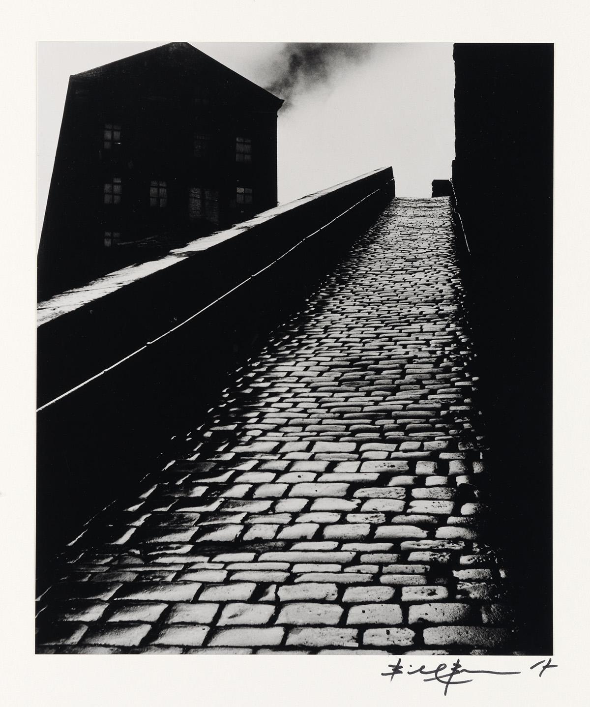 BILL-BRANDT-(1904-1983)-Snicket-in-Halifax