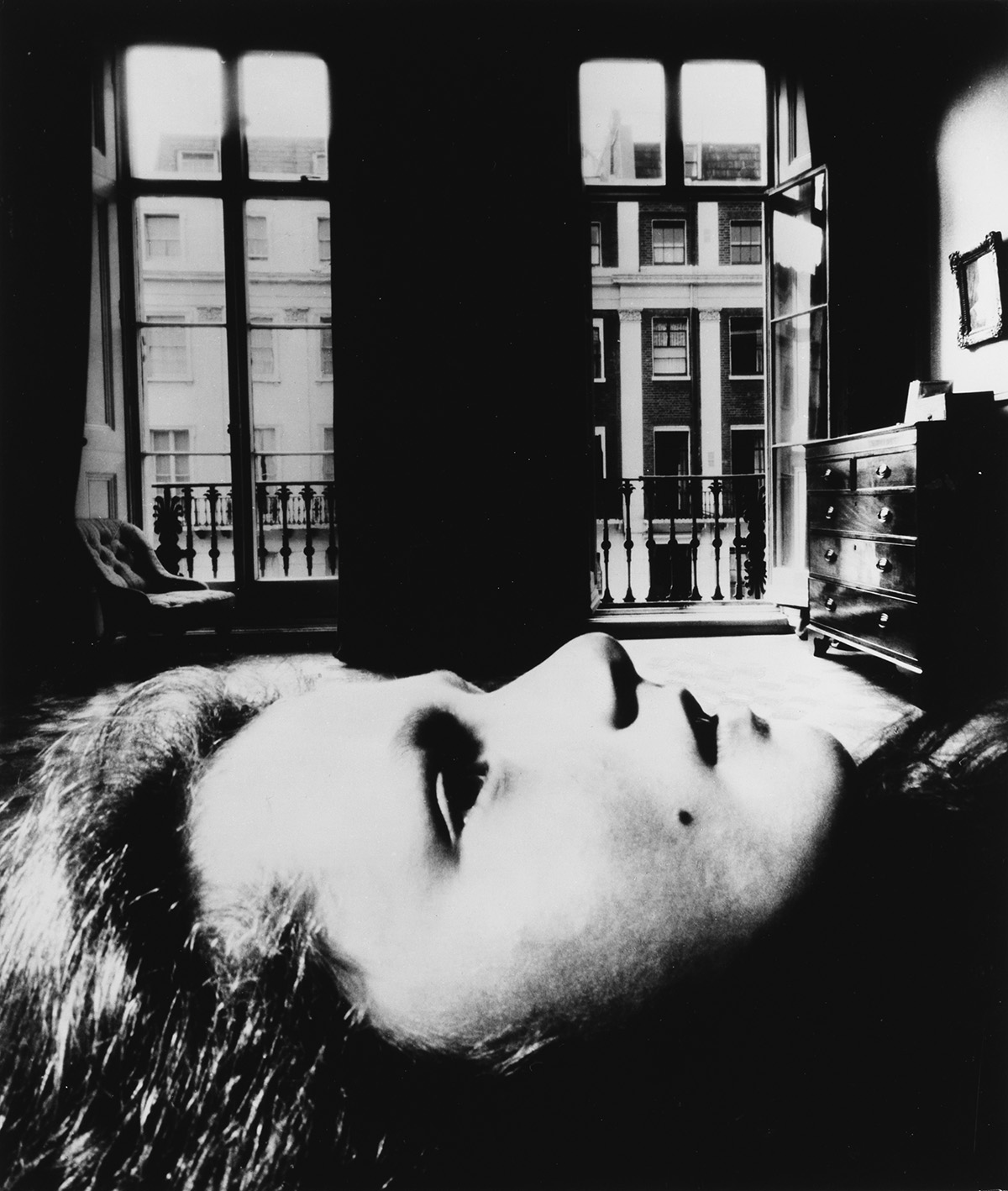 BILL-BRANDT-(1904-1983)-Portrait-of-a-young-girl-Eaton-Place