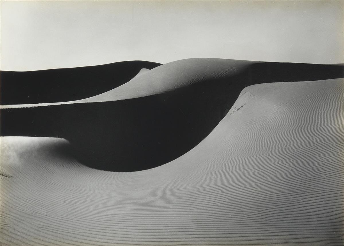 BRETT-WESTON-(1911-93)-Dunes-Oceano