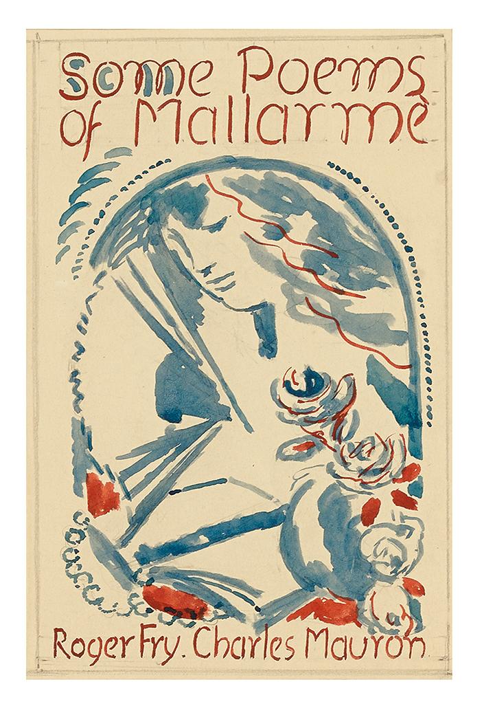 VANESSA BELL. Some Poems of Mallarmé.