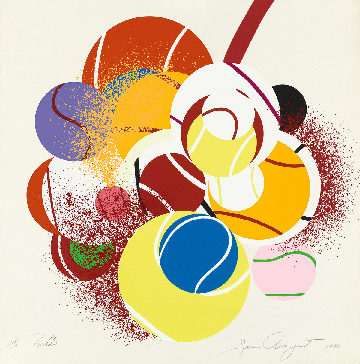 JAMES-ROSENQUIST-Balls