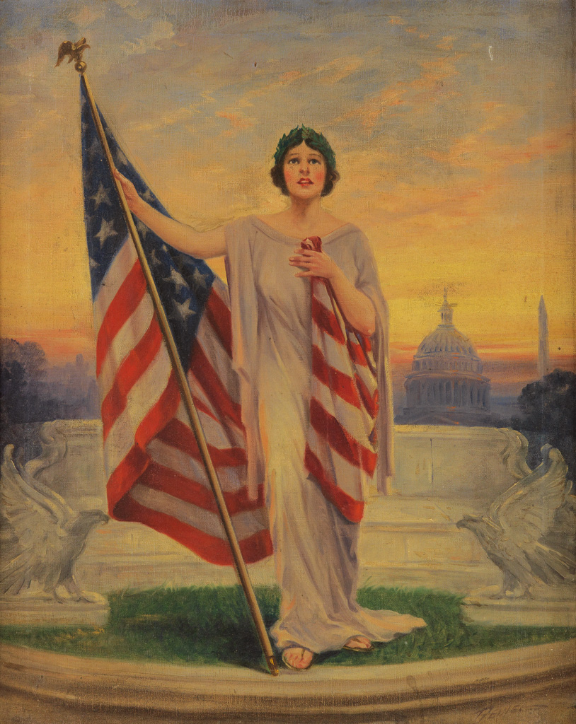 (ADVERTISING / WWI.)  CHARLES RELYEA. Columbia.
