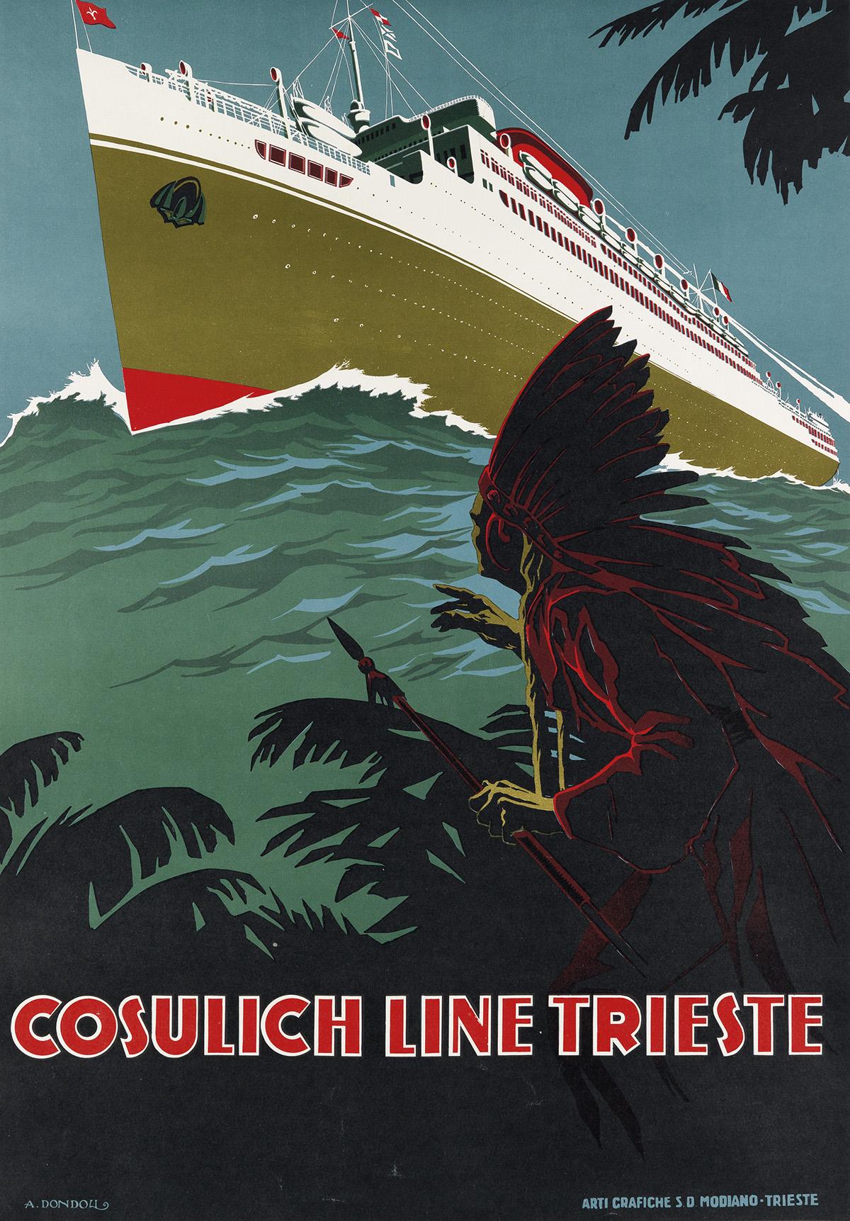 A-DONDOU-(DATES-UNKNOWN)-COSULICH-LINE-TRIESTE-Circa-1948-38