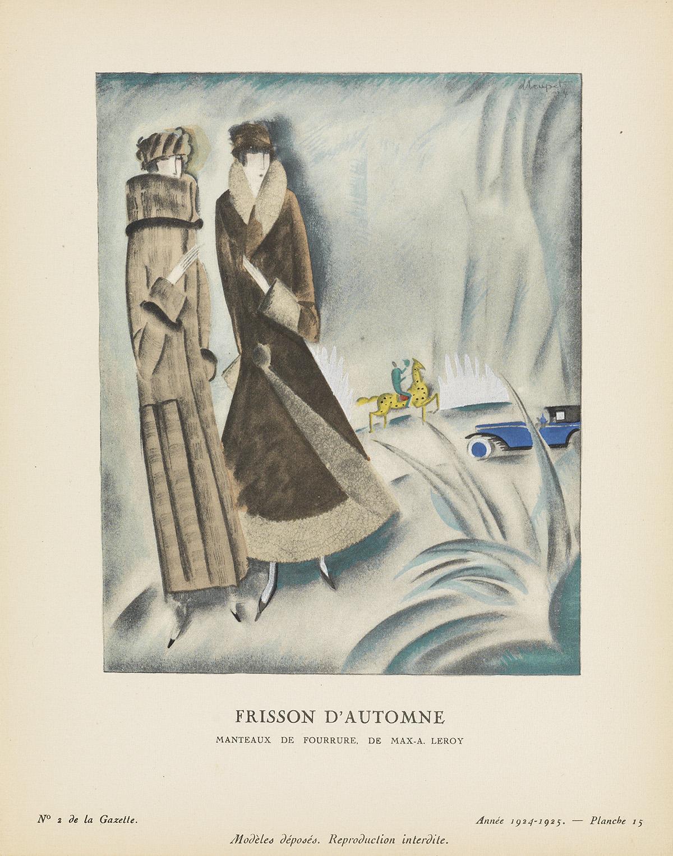 CHARLES-LOUPOT-(1892-1962)-MANTEAU-DE-FOURRURE--DE-LA-GAZETT