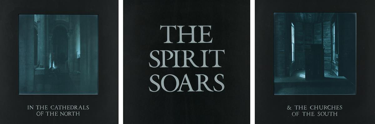 CARRIE MAE WEEMS (1953 -  ) The Spirit Soars: Cathedrals and Churches.