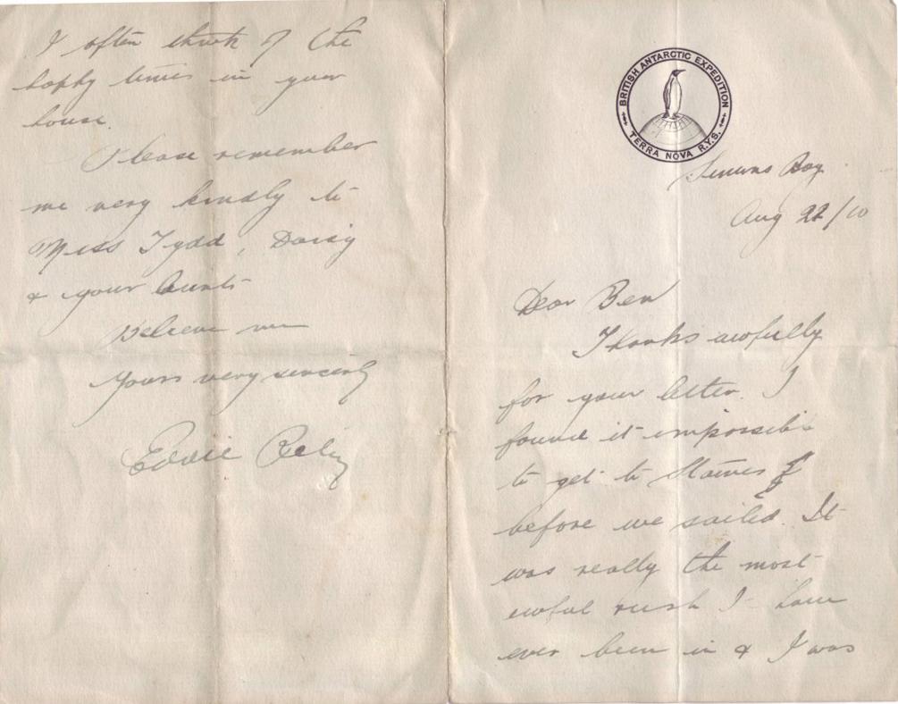 RILEY-EDGAR-WILLIAM-Autograph-Letter-Signed-Eddie-Riley