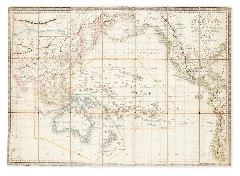 HERISSON-EUSTACHE-Carte-de-lOceanie-Comprenam-lAustralie-la-