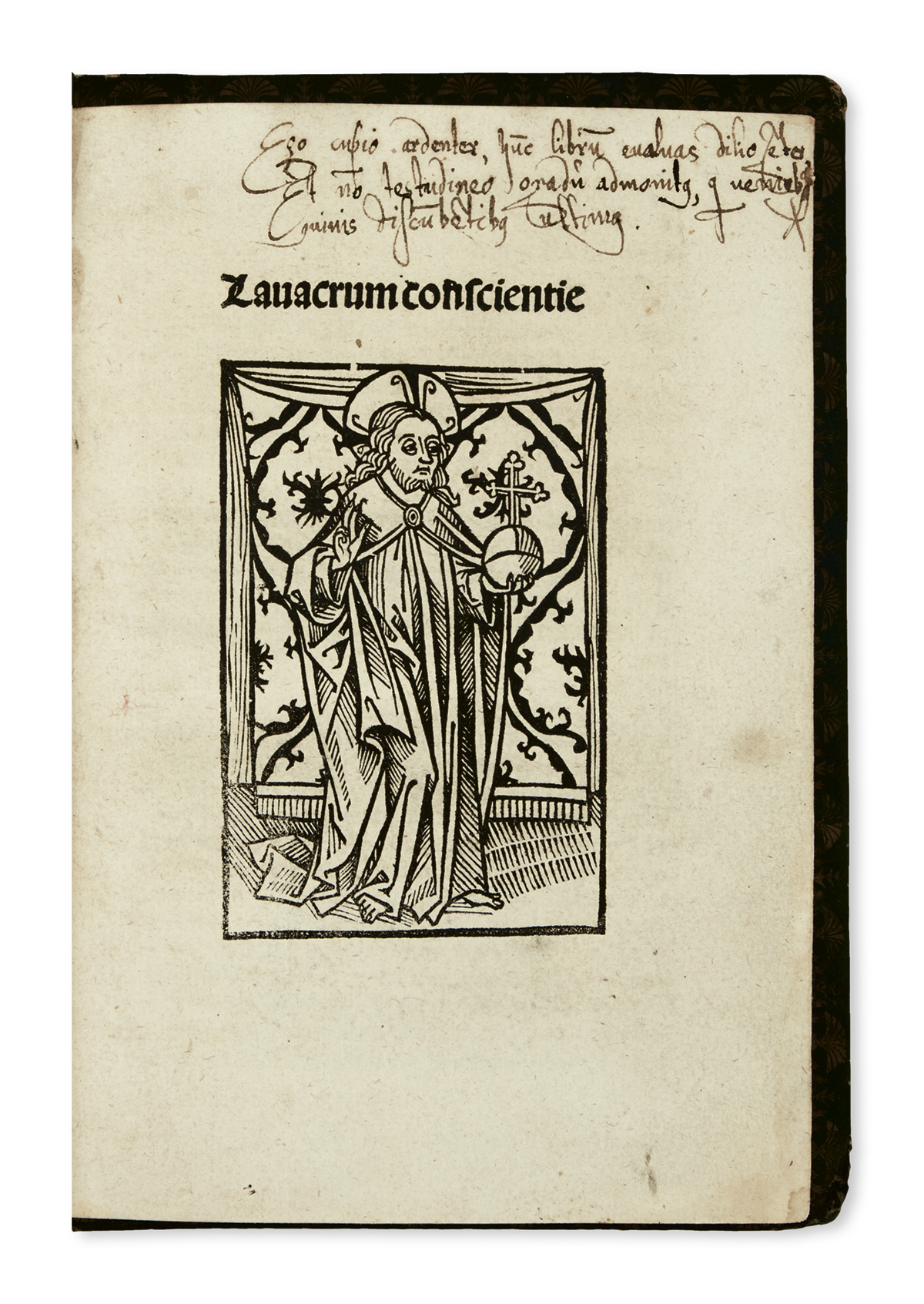 INCUNABULA--GRUYTRODE-JACOBUS-DE-attributed-to-Lavacrum-cons