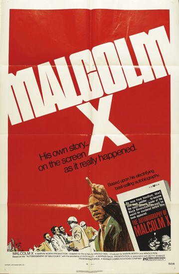 MALCOLM X--PERL, ARNOLD. Malcolm X.