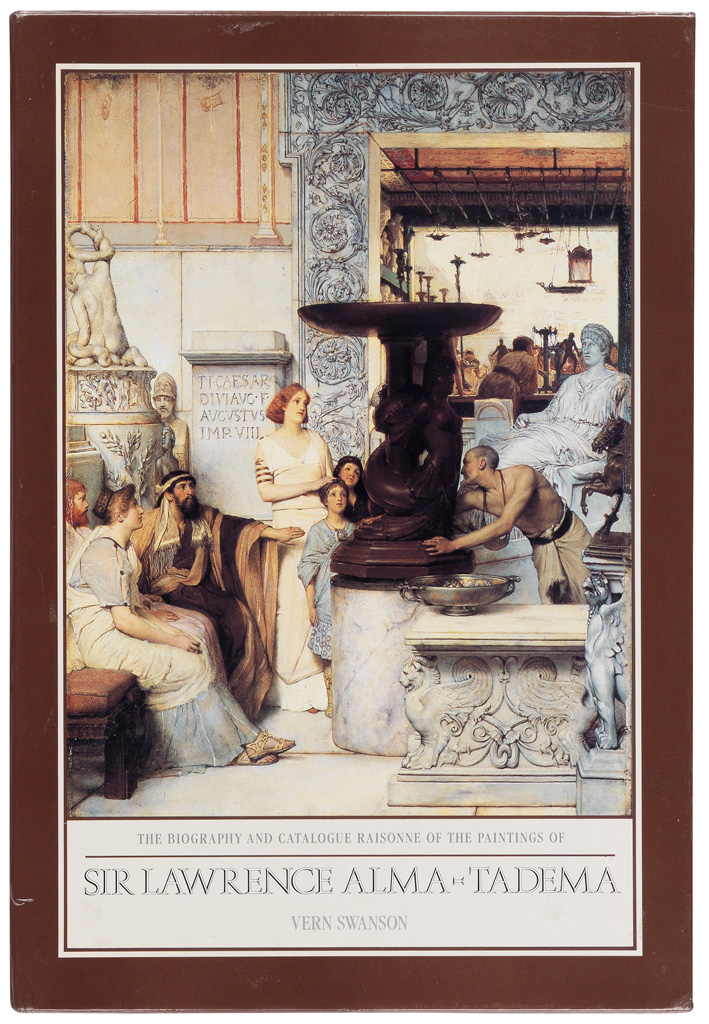 (ALMA-TADEMA-LAWRENCE)-Swanson-Vern-G-The-Biography-and-Cata