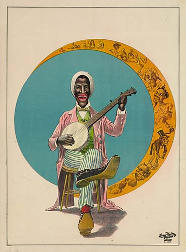 [BANJO-PLAYER]-28x20-inches-Great-Western-St-Louis