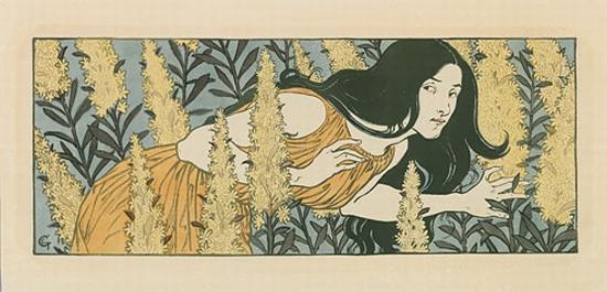 EUGÈNE-GRASSET-(1845-1917)-[INQUIÉTUDE]-1897-19x40-inches-49